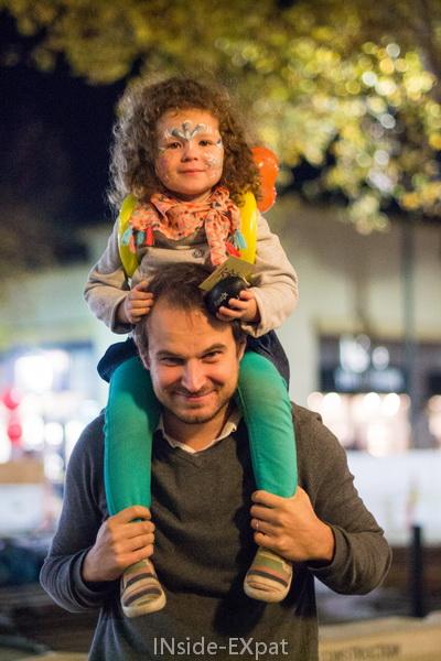 Mimi et Daddy B.