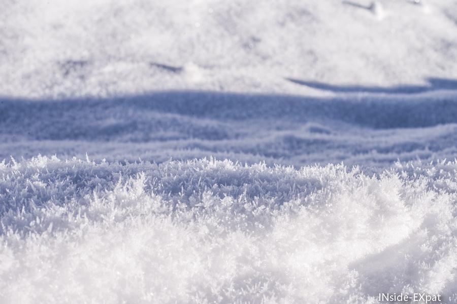 neige en oregon