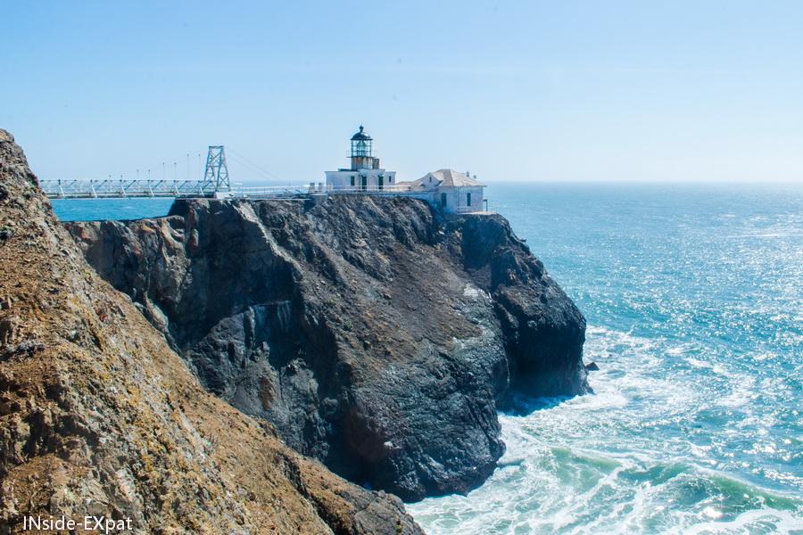 Le phare de Point Bonita