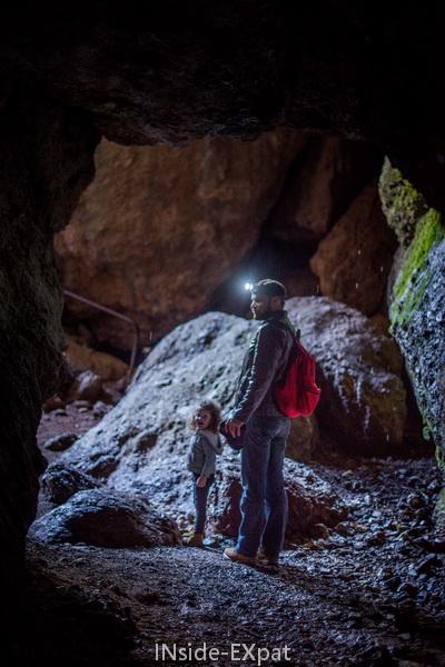 Daddy B et Mimi B dans Balconies Cave