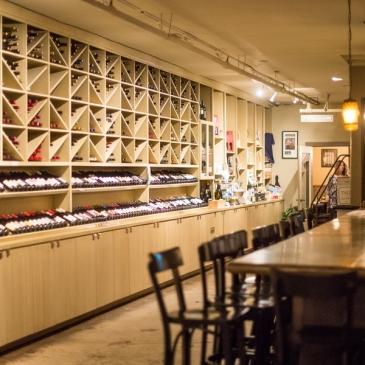 Lieux de tournage #2 : Dîner dans l'élégant Wine Merchant & Café (Los Olivos, CA)