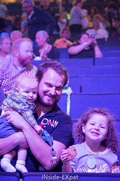 Daddy B, Lenny & Mimi
