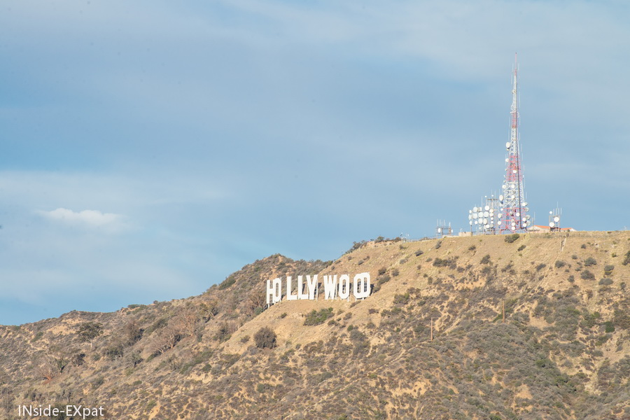 HOLLYWOOD - Mount Lee