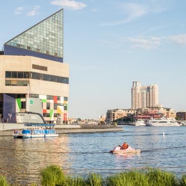 Un dimanche au bord de l'eau (Baltimore, MD)