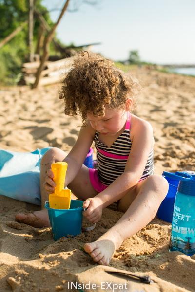 Mimi, architecte des bacs à sable