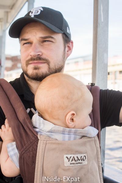 Porte-bébé Yamo