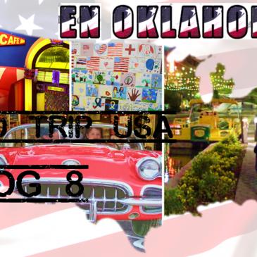 [Vlog voyage – Road trip USA #8] Sur la Route 66 jusqu'en Oklahoma