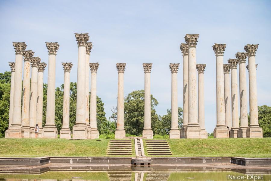 Colonnes du Capitole