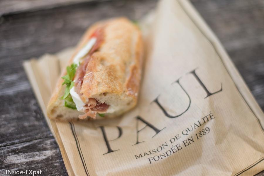 Sandwich PAUL USA