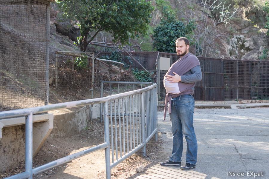 Vieux zoo de LA - CAlifornie