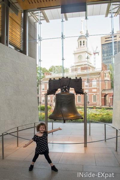 Mimi et la liberty bell