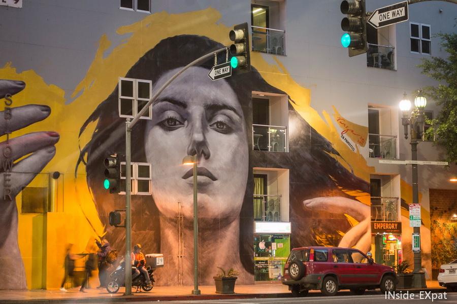 Murals in LA