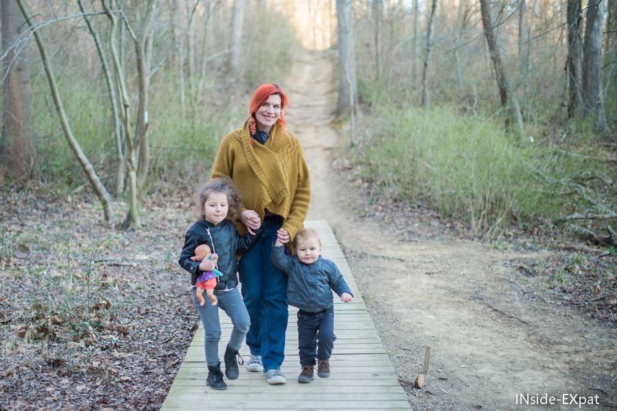 Mimi, Mummy et Lenny