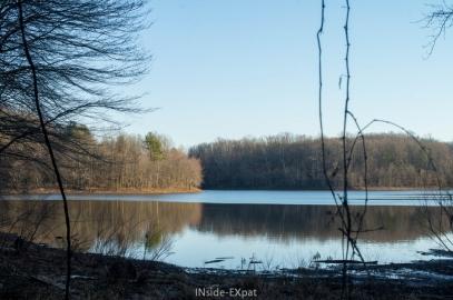 Sur les sentiers du Meadowside Nature Center (Rock Creek Regional Park, MD)