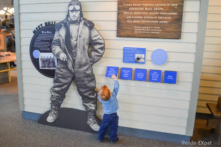 Lenny explore le musée