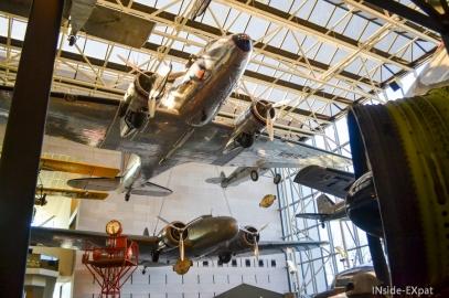 Brunch à Fare Well et visite du Air & Space Museum (Washington, DC)
