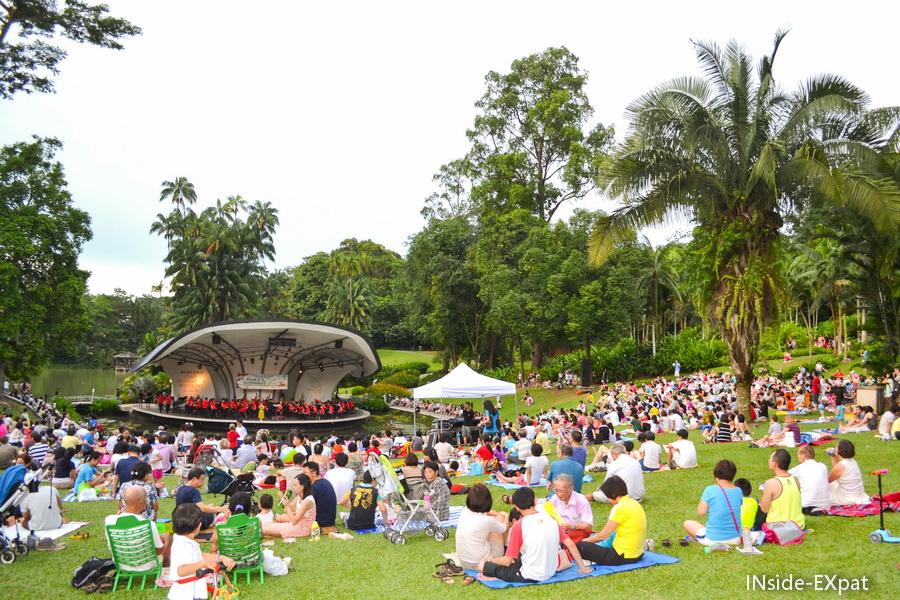 Botanic Gardens - Singapore