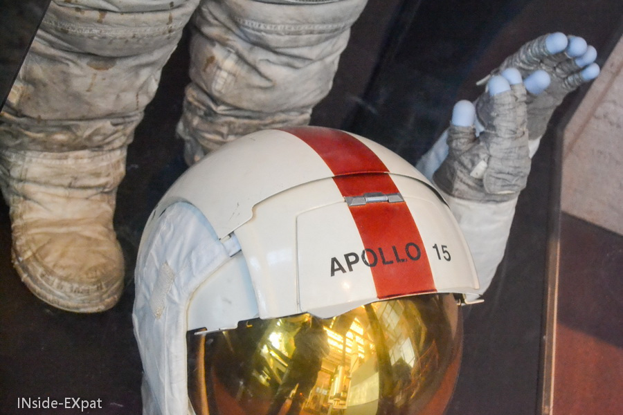 Casque Apollo15