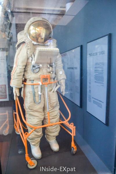 Combinaison astronaute