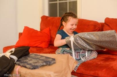 La journée spéciale de Mimi B. pour ses 5 ans (Rockville, MD)