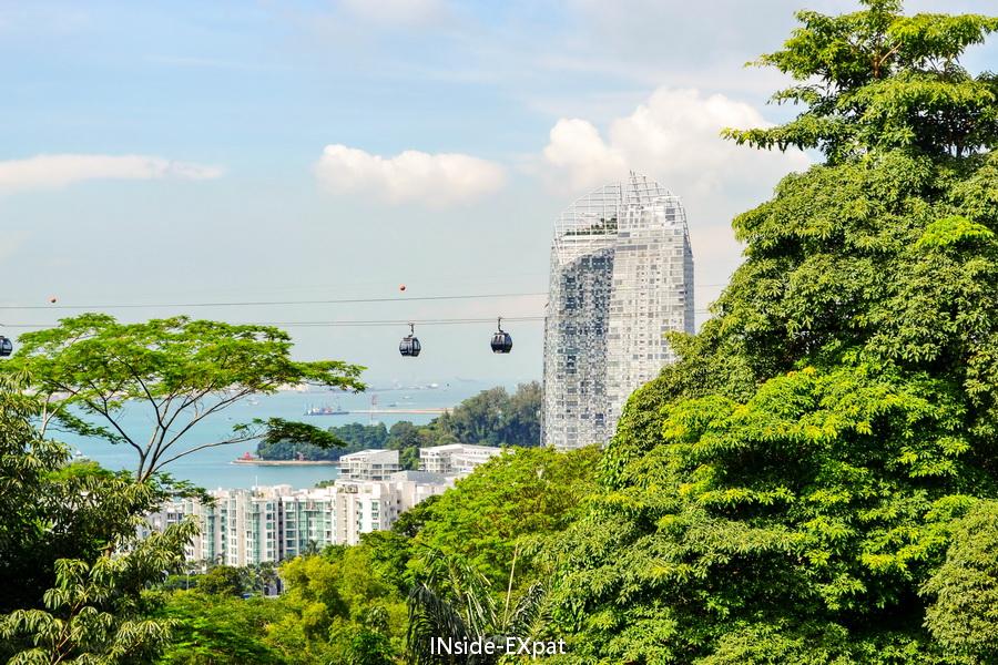 Southern Ridges - Singapour