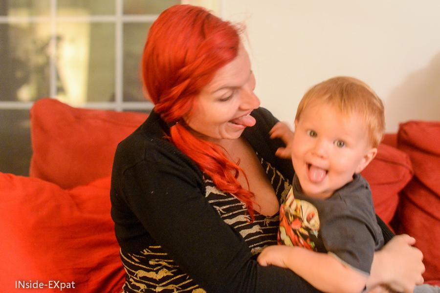 Mummy et Lenny