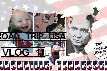 [Vlog voyage – Road trip USA #9, #10 et #11] La B. Family au Tennessee