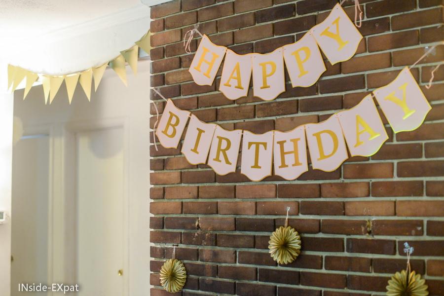 Décoration anniversaire Mimi
