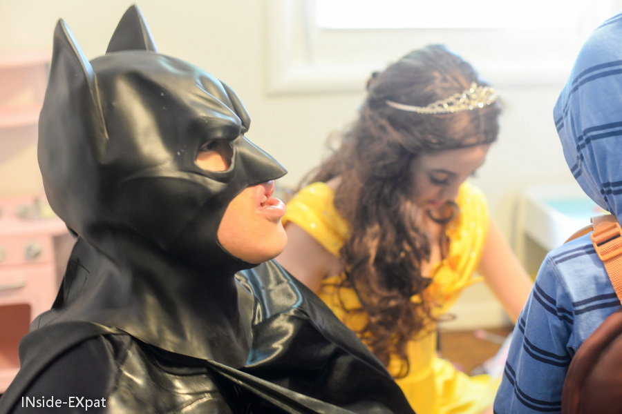 Batman et Belle