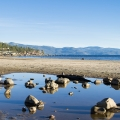 La jolie Kings Beach du Lac Tahoe
