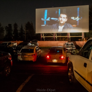 On a testé… le ciné drive-in! (Concord, CA)