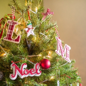 Nos décorations de Noël 2015
